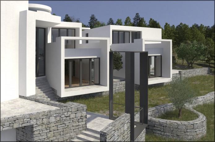 Maison à Paxos by Lautrefabrique