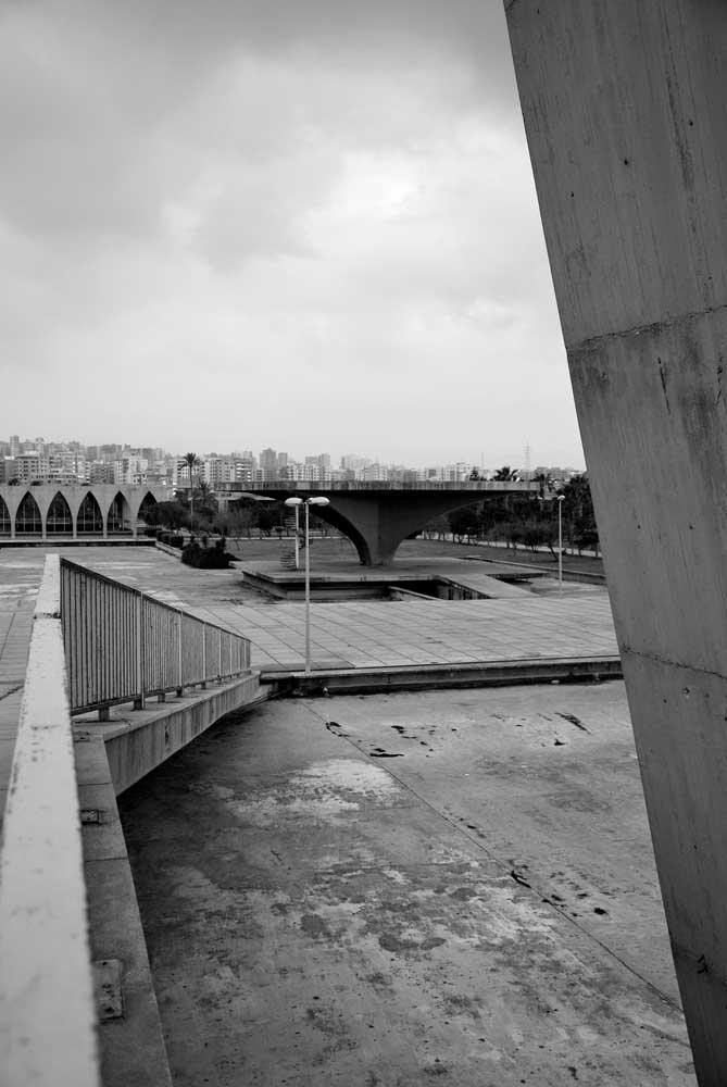 Lautrefabrique architectes le b ton d oscar for Architecte bresilien